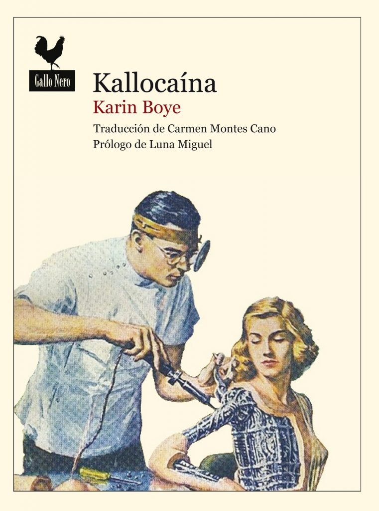 kallocaina - Gallo Nero