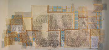 """""""Aquí/Allá"""", 2012. Andrés Montes. Cortesía del artista."""