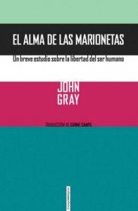 El alma de las marionetas-John Gray