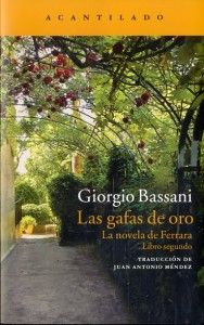 Las gafas de oro-Bassani