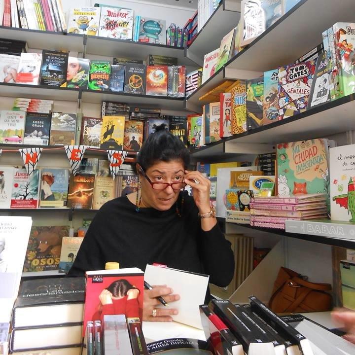 Almudena Grandes - Feria del Libro
