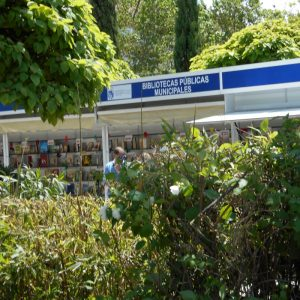 Feria del Libro de Fuenlabrada - Bibliotecas I copia_01