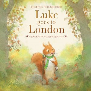 Luke goes to London - Cuentos en ingles