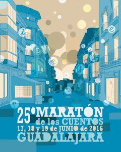 Maraton cuentos Guadalajara