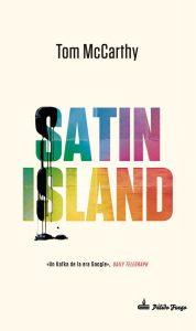 Satin Island - Palido Fuego