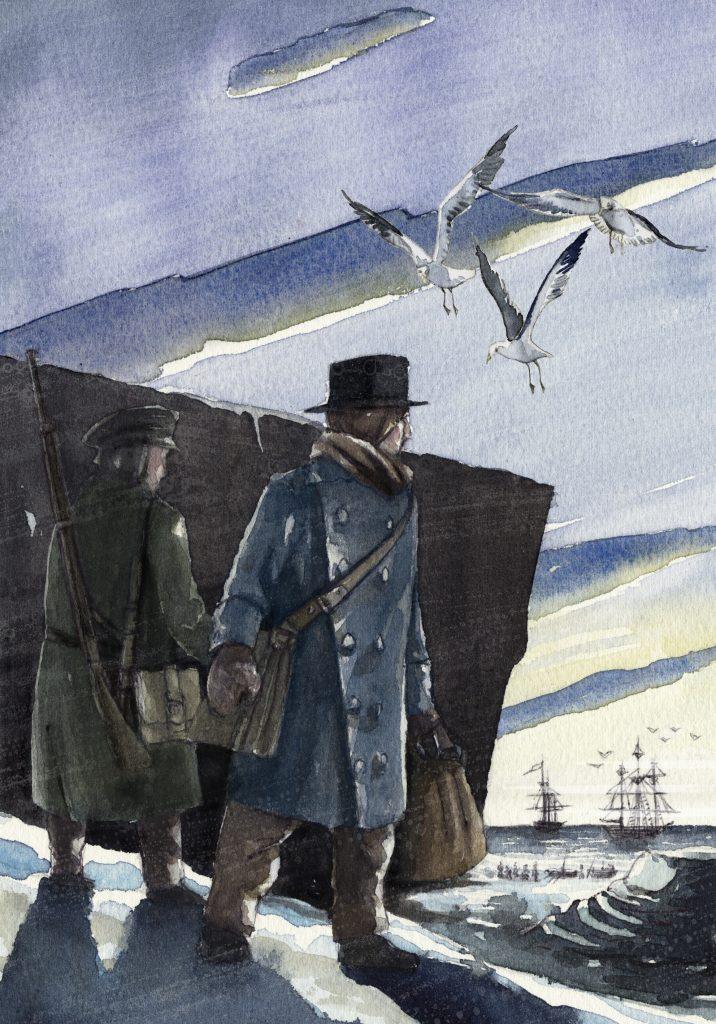 Ilustración: Agustín Comotto / Cortesía de la editorial